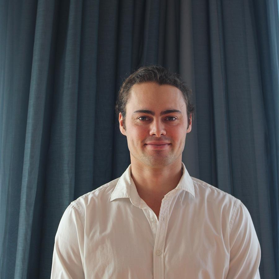 Jesper Hagwall : Marknadsföringsansvarig