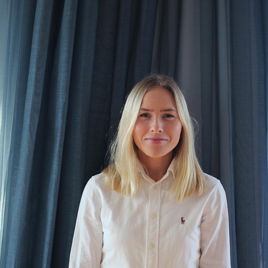Maja Brynteson : Ekonomiansvarig