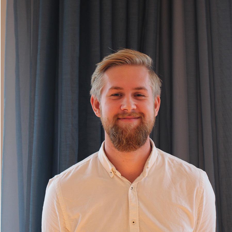 Rasmus Andersson : Sponsoransvarig