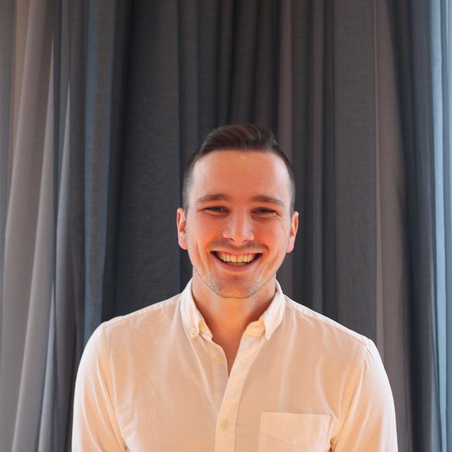 Jesper Svensson : Projektansvarig